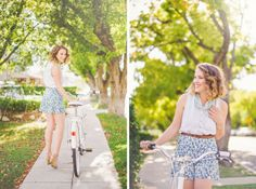 Michelle Roller Photography » Spring fashion portraits