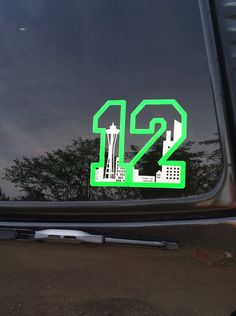 Hey, I found this really awesome Etsy listing at https://www.etsy.com/listing/195245025/12th-man-decal