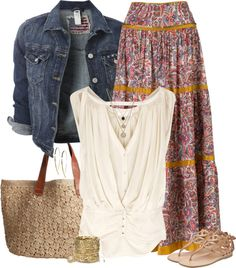 """""""Gypsy Heart"""" by silverlining07 ❤ liked on Polyvore"""