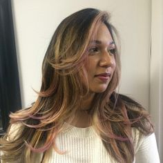 Beautiful color done at Vanity Salon & Day Spa in Austin, TX!