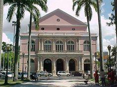 Teatro Santa Isabel. Recife