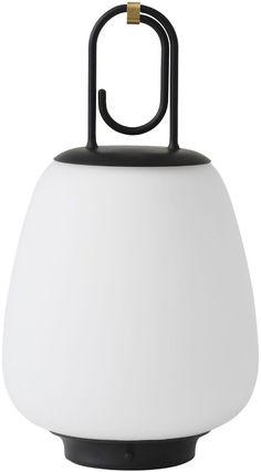 Ventes en ligne Lampe portable en verre noir SC51 Lucca &tradition, collection Lucca. The Cool Republic : top 300 des marques de déco design