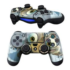 ModFreakz® Pair of Vinyl Controller Skins - Animated Ice Scratch for Perfect gaming accessories for Playstation 4 gamers, gamer girls, gamer couple and to those who are looking for gamer gift ideas. Gamer Couple, Gamer Girls, Gaming Accessories, Diy Accessories, Ps4 Skins, Ps4 Controller, Playstation Games, Games For Girls, Video Game Console
