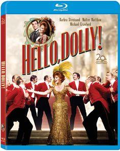 Hello Dolly! starring Barbra Streisand