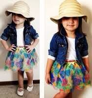 Cute little kid outfits for anytime