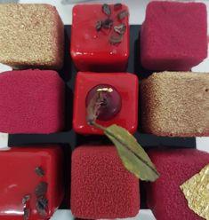 Rubik Cake - amarena & cognac