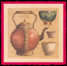 A cerimónia do chá - Vandovsky