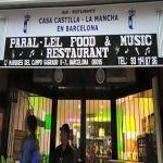 Paralel food & music Restaurant es un restaurante de comida mediterránea y comida típica Filipina. Los fines de semana podrás divertirte en su Karaoke o disfrutar de música en directo. C/Marqués De Campo Sagrado 5, #Barcelona #Eixample  #establecimientorecomendado