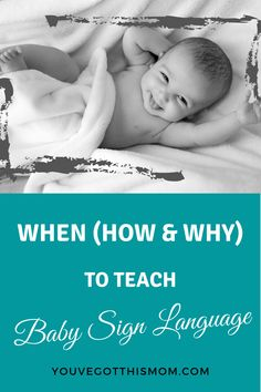 Thinking about teaching your baby sign language? Here are my basic instructions, book recommendations, links to printable flashcards, and more!
