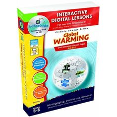 Classroom Complete Press Global Warming Big Box CD-ROM Set, Grade 3 to 8, Set of 3