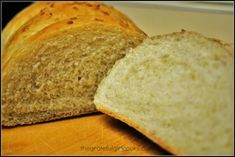 You're gonna love this easy, homemade Miracle Bread. Recipe makes two loaves and is so easy, even my son can make it! That's gotta be some kind of MIRACLE! Yeast Bread, Bread Baking, Puerto Rican Bread Recipe, Crepe Recipes, Dessert Recipes, Best Biscuit Recipe, Low Buns, Girl Cooking, Artisan Bread