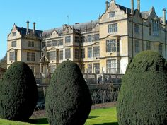 "Montacute House (part of ""Sense and Sensibility"" with Emma Thompson and Kate Winslet was filmed here)"