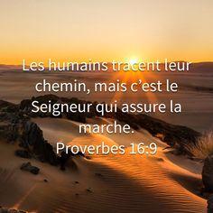 Françoise Longuemard a créé un verset illustré pour <b>Proverbes 16:9</b>   Bible.com Genesis 1, In This Moment, God, Movie Posters, Information Technology, Psalms, Healthy Smoothies, Verses, Proverbs