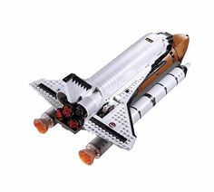 83.57$  Buy now - http://aliwjj.shopchina.info/1/go.php?t=32818096689 - Lepin 16014 1230Pcs Movie Series Out of print aviation rocket Model Building Blocks Set  Bricks Toys For Children wange Gift 83.57$ #aliexpresschina