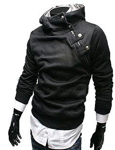Generic High Collar Men's Jacket Slim Dust Coat Hoodie Clothes Sweater Overcoat Generic http://www.amazon.com/dp/B00GSJBMEU/ref=cm_sw_r_pi_dp_8Siuvb071HZ2N