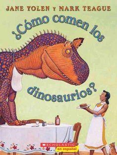 Como comen los dinosaurios? / How Do Dinosaurs Eat Their Food?