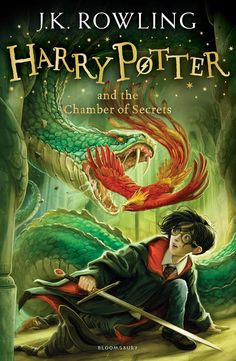 Harry Potter and the Chamber of Secrets I J.K. Rowling I Bloomsbury