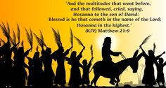 Palm Sunday 2016: Best quotes, bible verses, wishes, picture ...