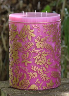 Parable candle in relief - photography Amanda Barry