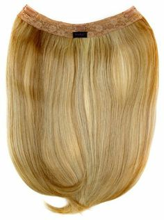"Tressecret 18"" Clip In Futura Hair Extension, Medium Blonde Frost by Tressecret. $24.99. Can be safely curled and permed. Adds Height and Volume. 100% Futura Synthetic Hair. Easy to use silicon based clip holds hair tight for activity. Tressecret 18"" Clip-In Extension is made from 100% Futura Synthetic Fiber, which is specially designed to accept heat styling methods such as flat-iron or curling iron. Easily add height and volume to your hair. Our U-Shape Weft ..."