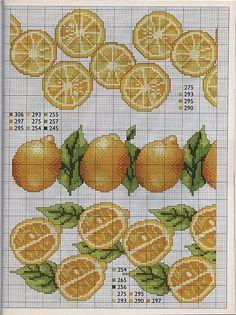 Limones y Limoneros