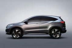 New Honda SUV concept