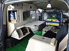 Ideas Van Conversion Ideas , It is possible to set up your van provided that the law allows it. Buying a camper van can be an extremely expensive event. Camper vans and motorhomes. Kombi Motorhome, Camper Trailers, Campervan, Diy Van Conversions, Camper Van Conversion Diy, Honda Element Camping, Vw Lt, Truck Camping, Minivan Camping