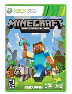 Minecraft for Xbox 360 Only $14.99 Shipped!