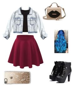"""Cool #sah"" by sarah14san on Polyvore featuring moda, Getting Back To Square One y Hollister Co."