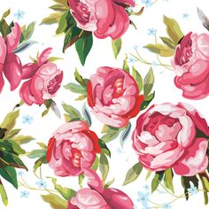 These excessive floral prints are for tattoo reference, extremely feminine tattoo reference.