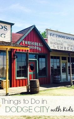 10 Fun Things to Do with Kids in Dodge City, KS