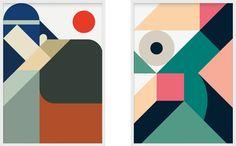 relação das formas geometricas para o designer - Pesquisa Google