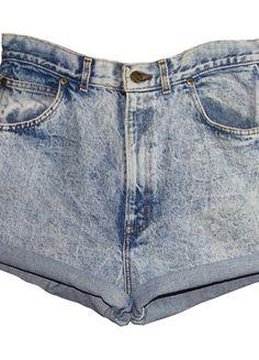 Clarks, Shorts Vintage, Zara, Moda Vintage, Denim Shorts, Women, Fashion, Shopping, Short Shorts