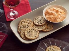 The secret to this borderline-addictive pimento cheese dip is the two hulking tablespoons of sriracha (that also add extra color).