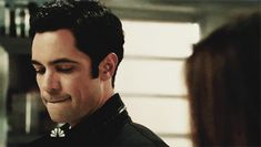 """However. Nick Amaro has been a VERY pleasant surprise. 