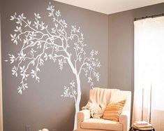 Etiqueta de la pared de blanco pared calcomanía por StudioQuee