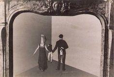 Eli Lotar - photomontages for Le Theatre Alfred Jarry et l'hostilite publique (1930)