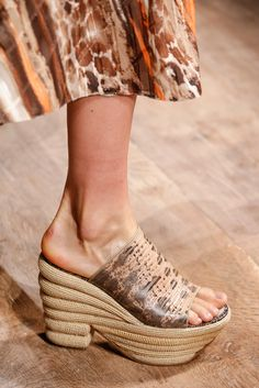 Salvatore Ferragamo Spring 2015 Ready-to-Wear Collection shoes