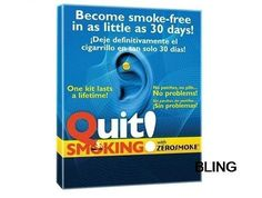 ZERO Smoke! Stop Smoking Miracle Magnetic Patch