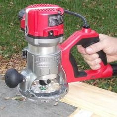 Beginning Woodworking: Learning How to Use a Router: Ten Basic Router Bit Profiles