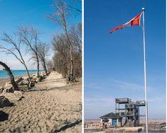 Escapade en Ontario #2 : Marcher sur l'extrémité du Canada au parc national de la Pointe Pelée Escapade, Canada, Parc National, Wind Turbine, Ontario, Travel