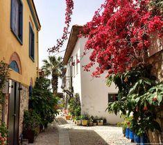 Kaleiçi Sokaklar Sığacık İzmir Seferihisar Places To Visit, Sore Eyes, Nature, Travel, Buildings, Photos, Photography, Naturaleza, Viajes