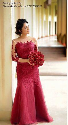 Chamil udayanga fashion designing sri lankan weddings for Wedding party dresses in sri lanka