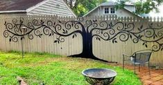 15 People That Took Their Backyard Fences To A Whole New Level