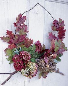Make a Laurel Wreath