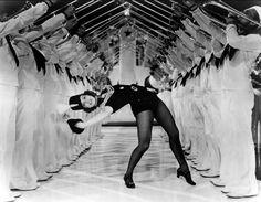 """Eleanor Powell in """"I Dood it"""" 1943"""