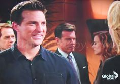 'The Young and the Restless' Spoilers Wednesday November 11: Victor Thinks Adam Is Christian's Father – Dr. Neville Needs Gwen's Help, Hilary Remembers – Nick Breaks Down