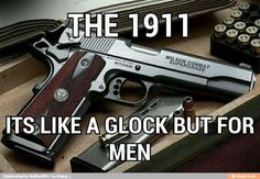 lol...seriously, glock are not toys, but sure feel like it