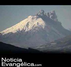 VIDEO: Iglesias de Ecuador bajo amenaza por volcán Cotopaxi