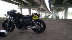 Yamaha YX 600 Radian Cafe Racer